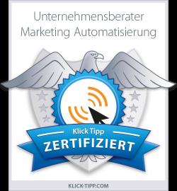 Klick Pro zertifizierter Partner